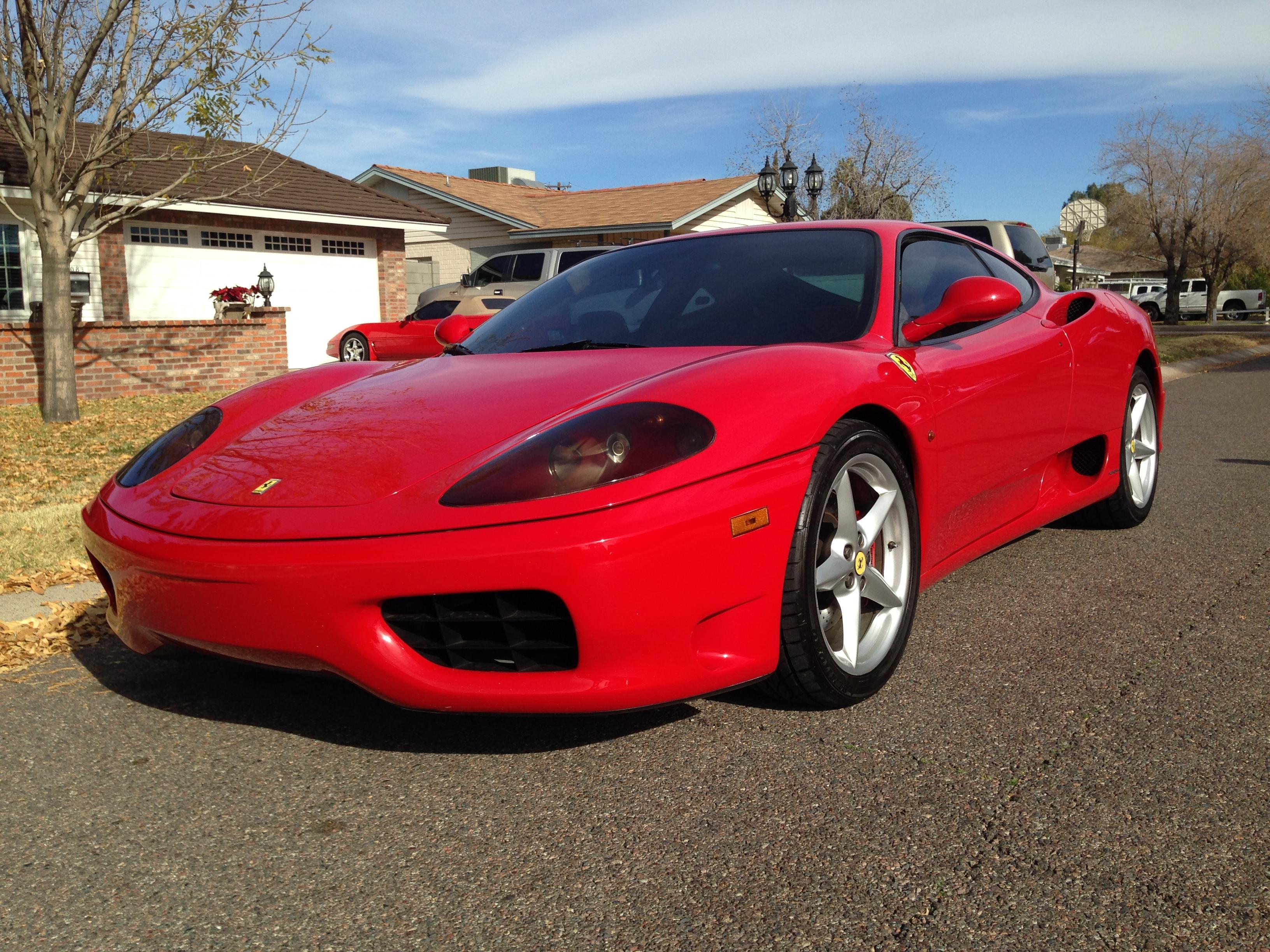 1999 Ferrari Modena