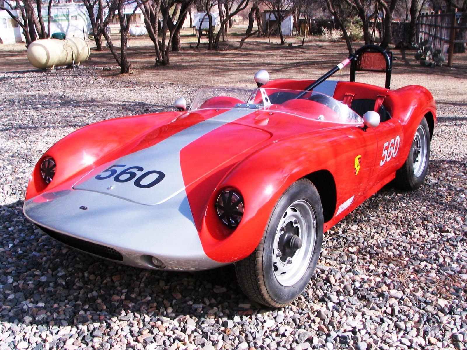 1959 Devin D Porsche