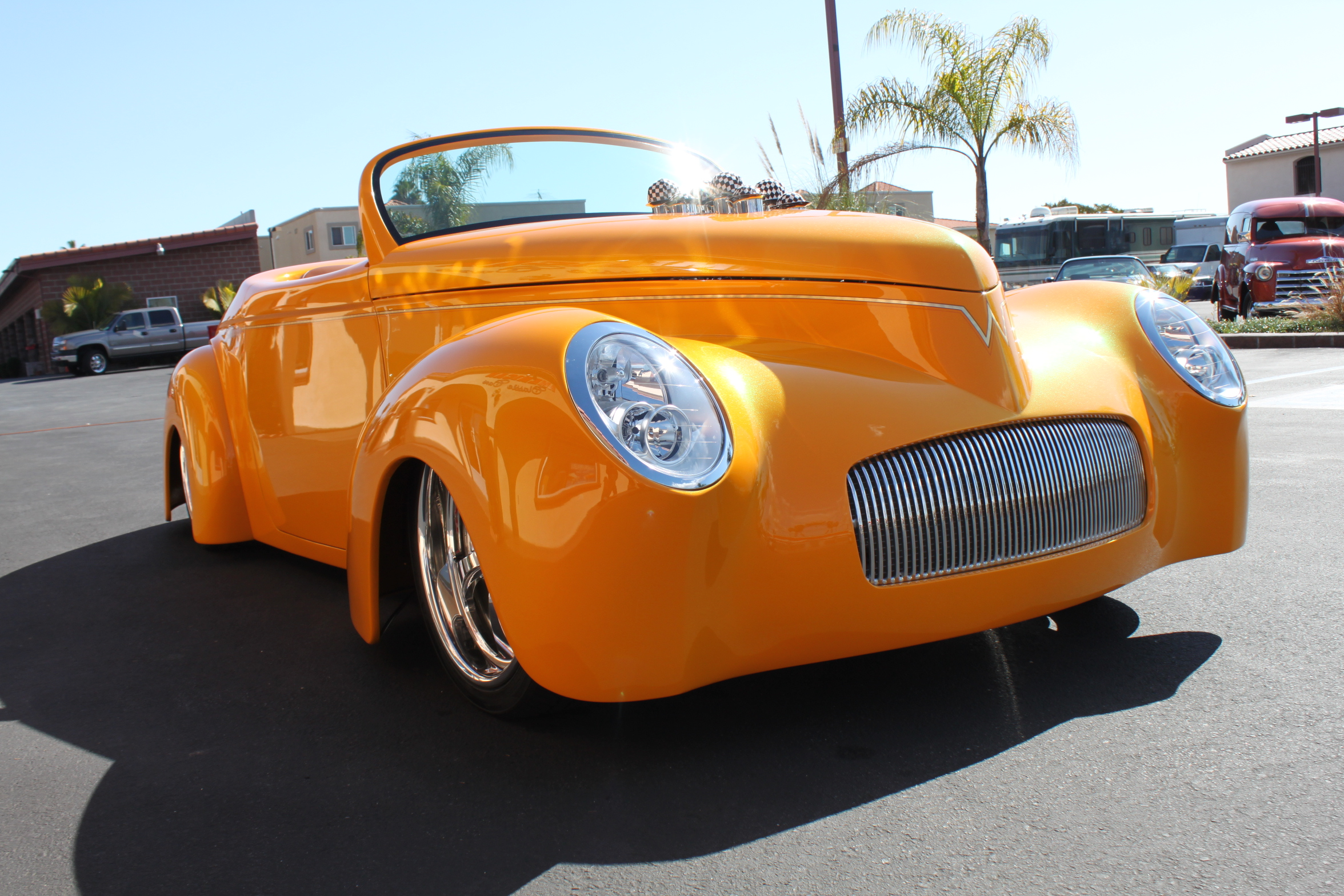 1941 Willys Swoopster