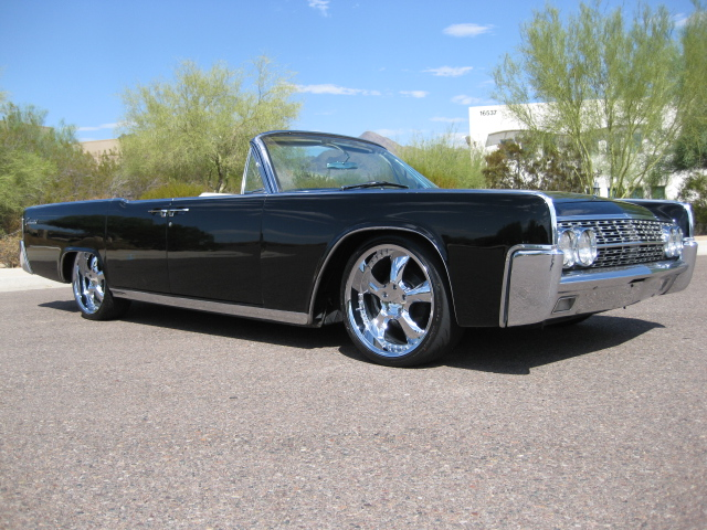 1961 Lincoln Continential