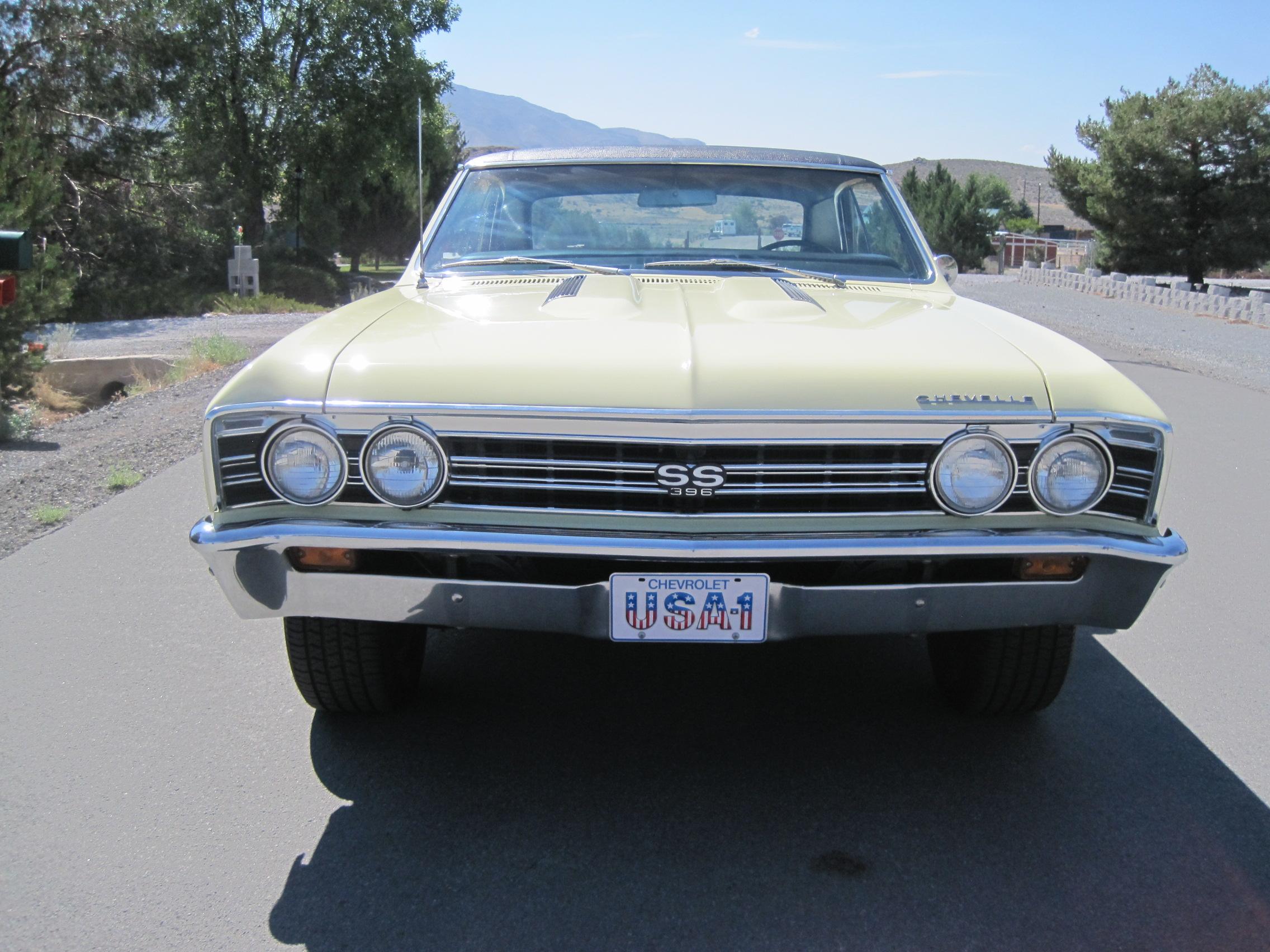 1967 Chevrolet Chevelle 396/350