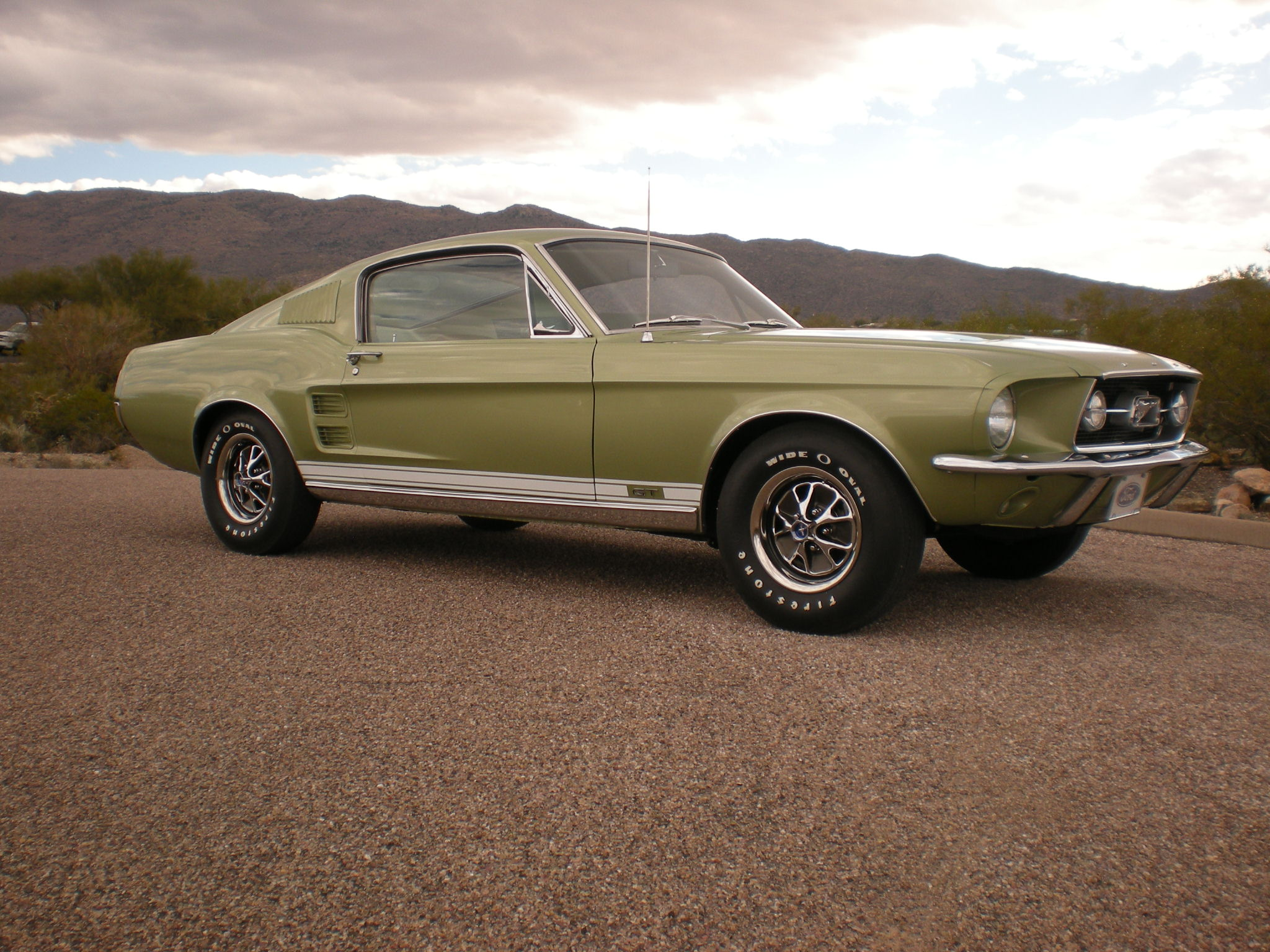 1967 Ford Mustang GT