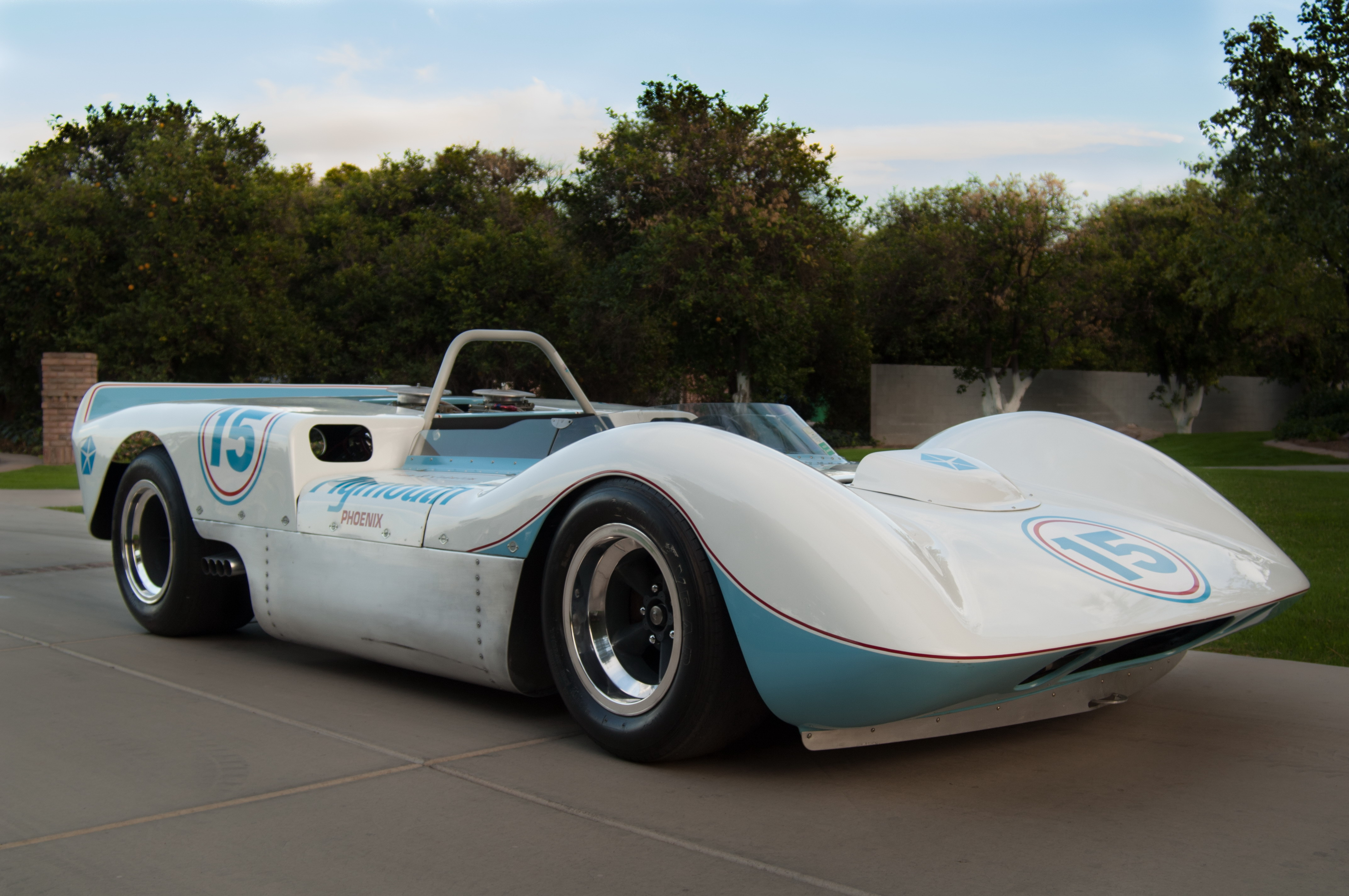 1965 McKee Sports Racer Can Am