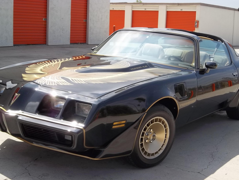 1981 Pontiac Trans Am Turbo