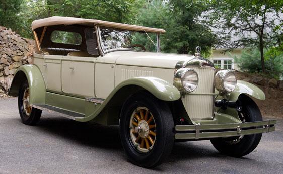 1926 Cadillac Model 314