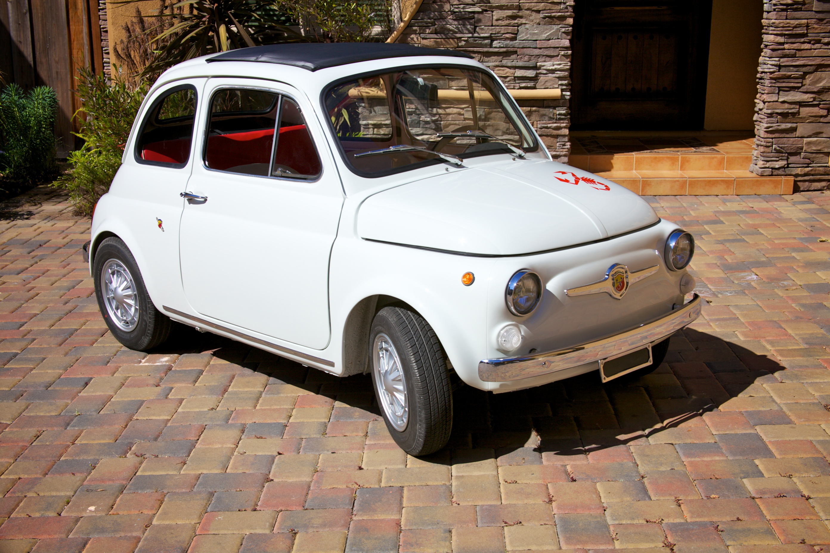 1968 Fiat Abarth 595 SS - 'Tribute'