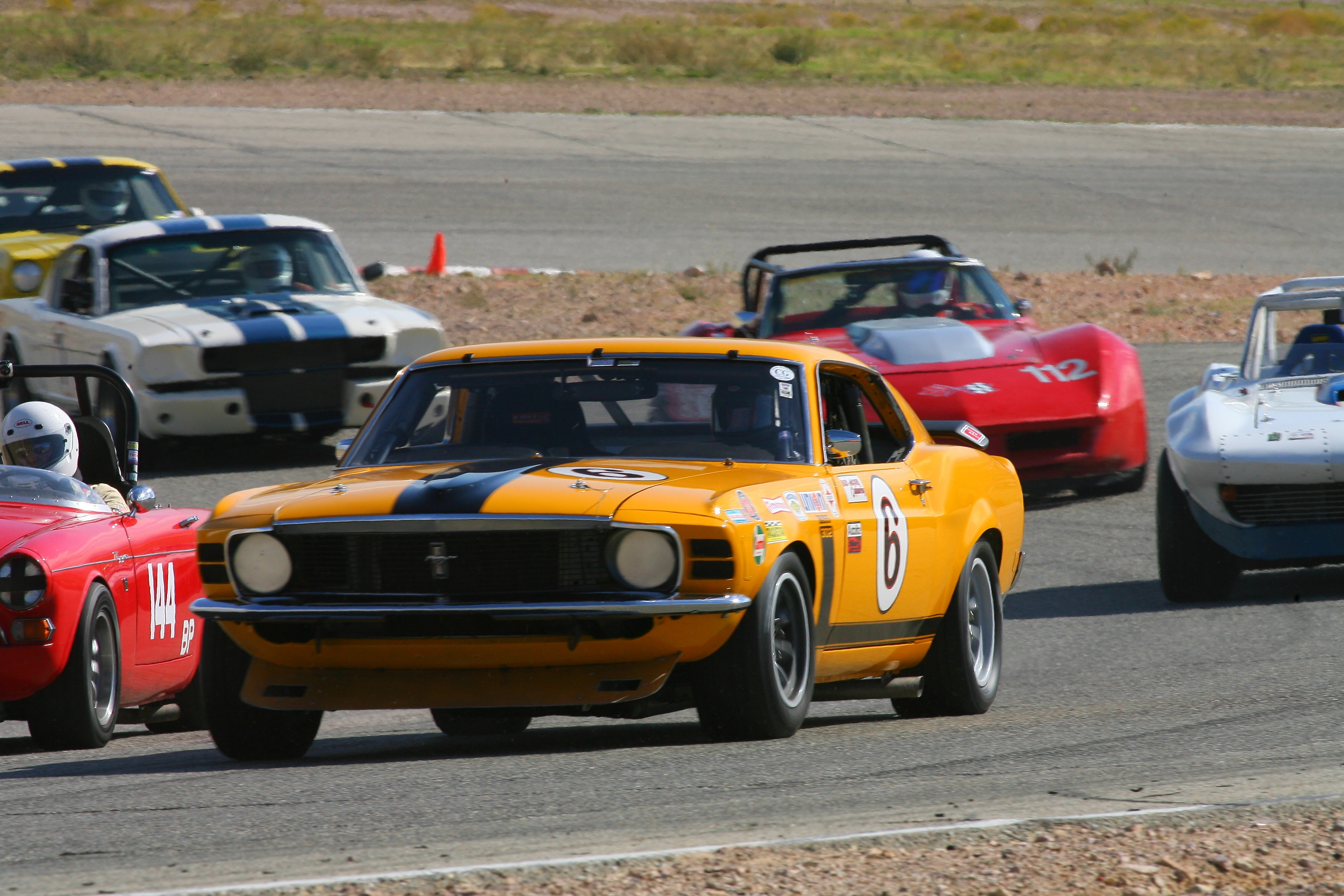 1970 Ford Boss 302 Competition