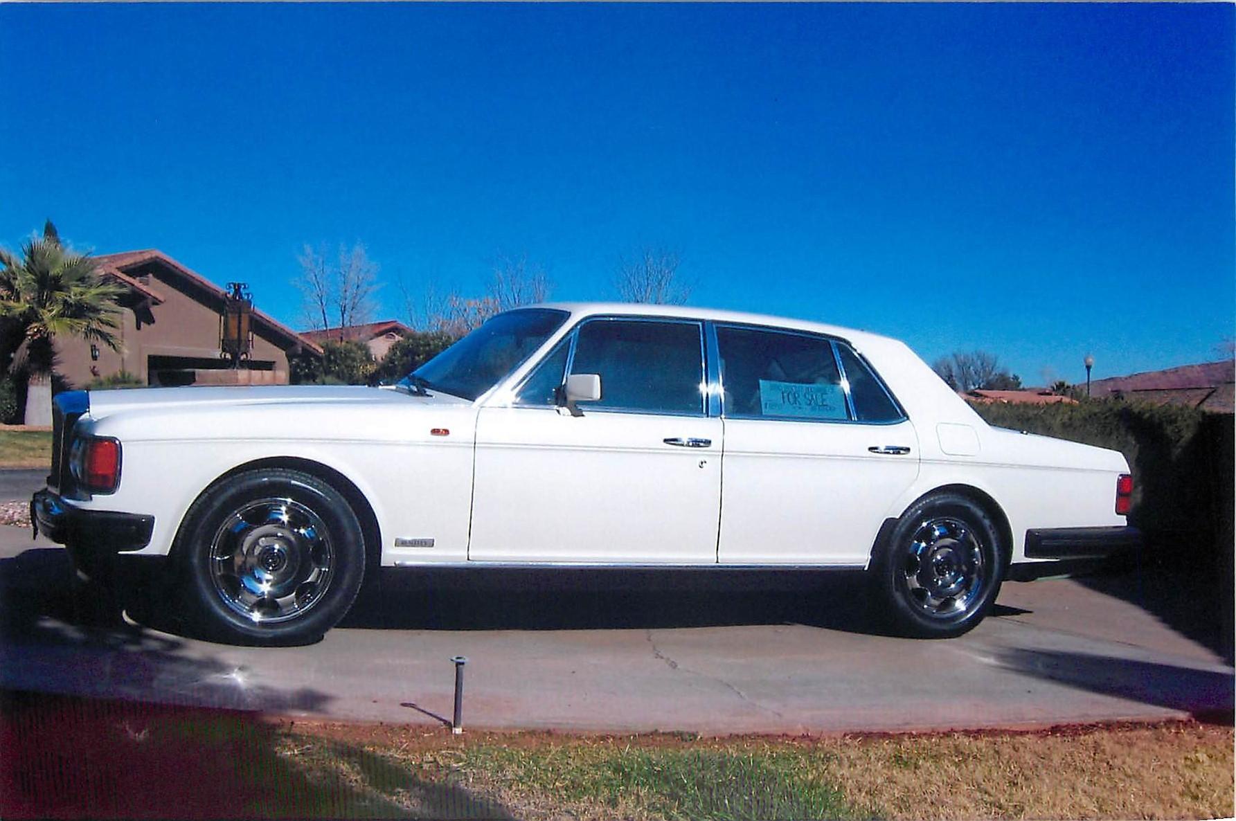 1990 Bentley Mulsanne S