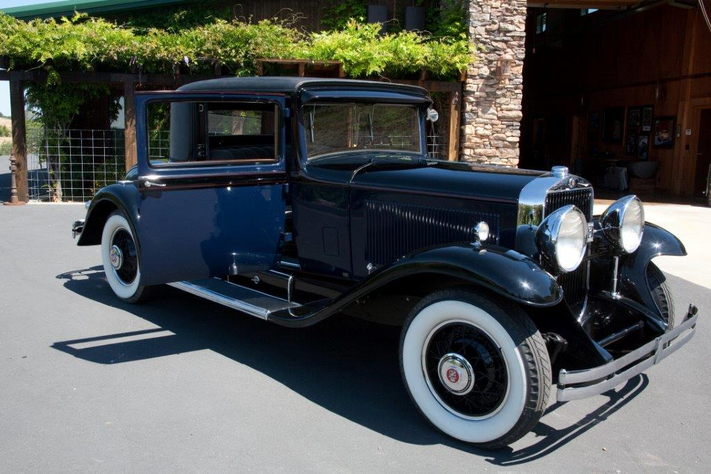 1930 Cadillac Coupe