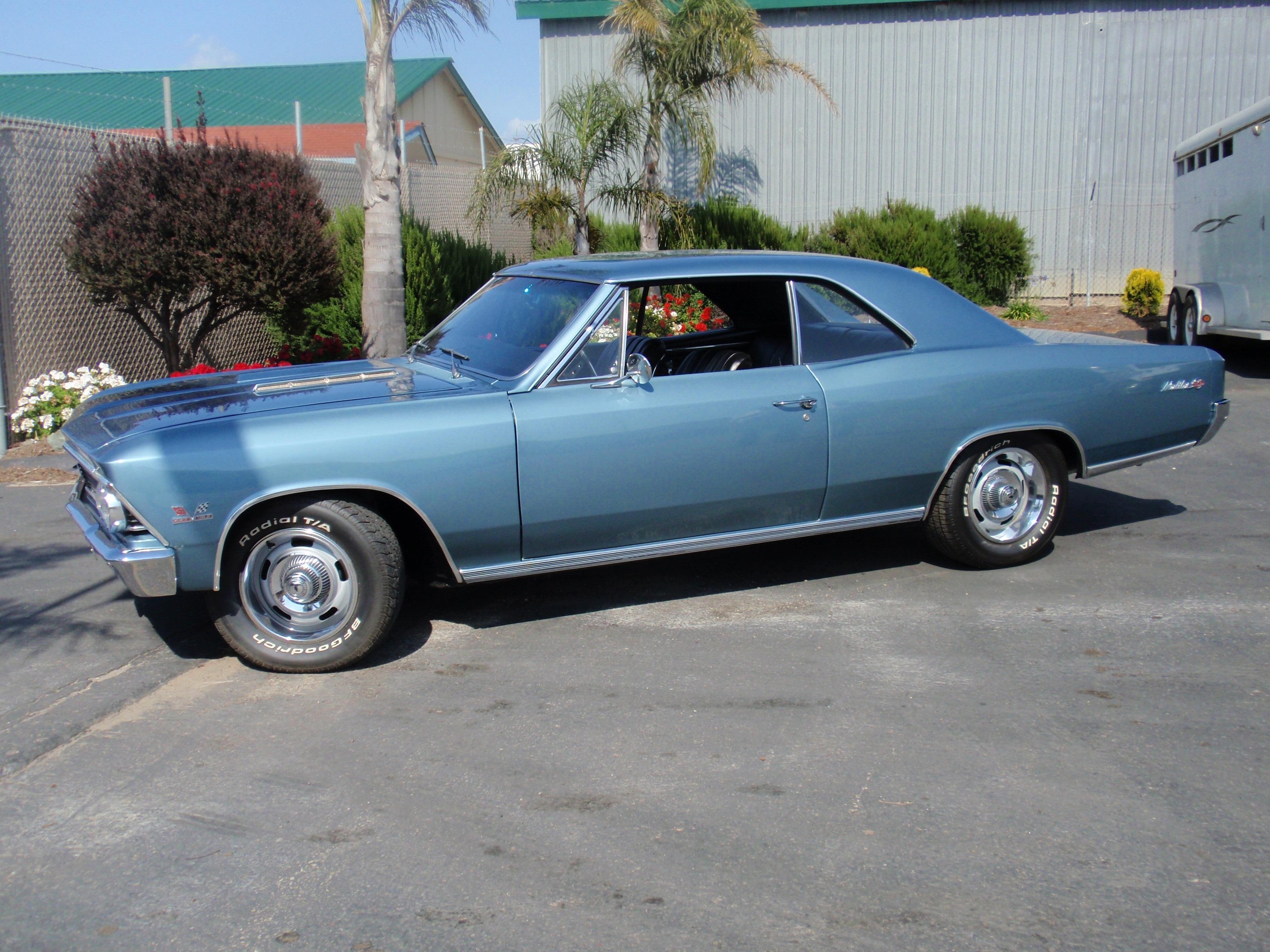 1966 Chevrolet Malibu SS 427