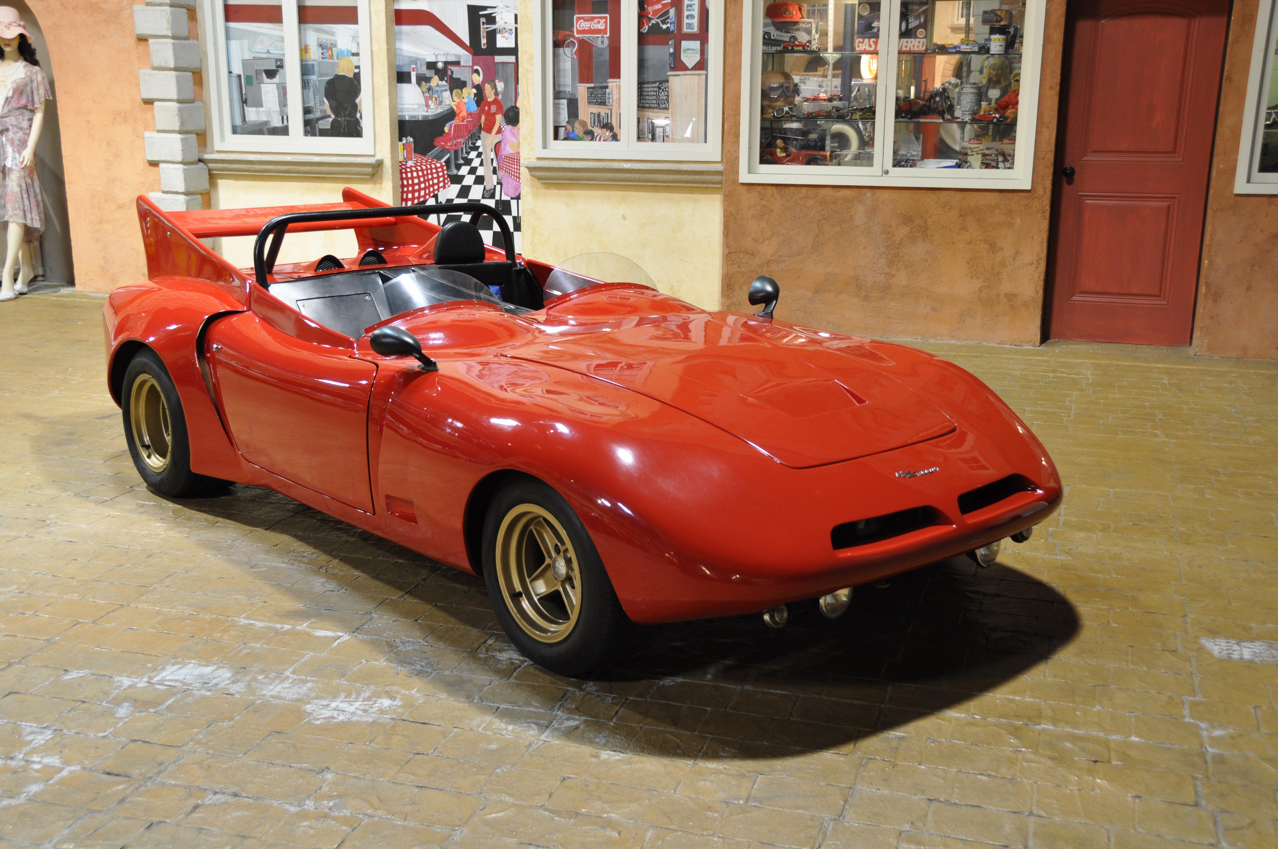 1971 Bizzarrini 128 Sport Barchetta