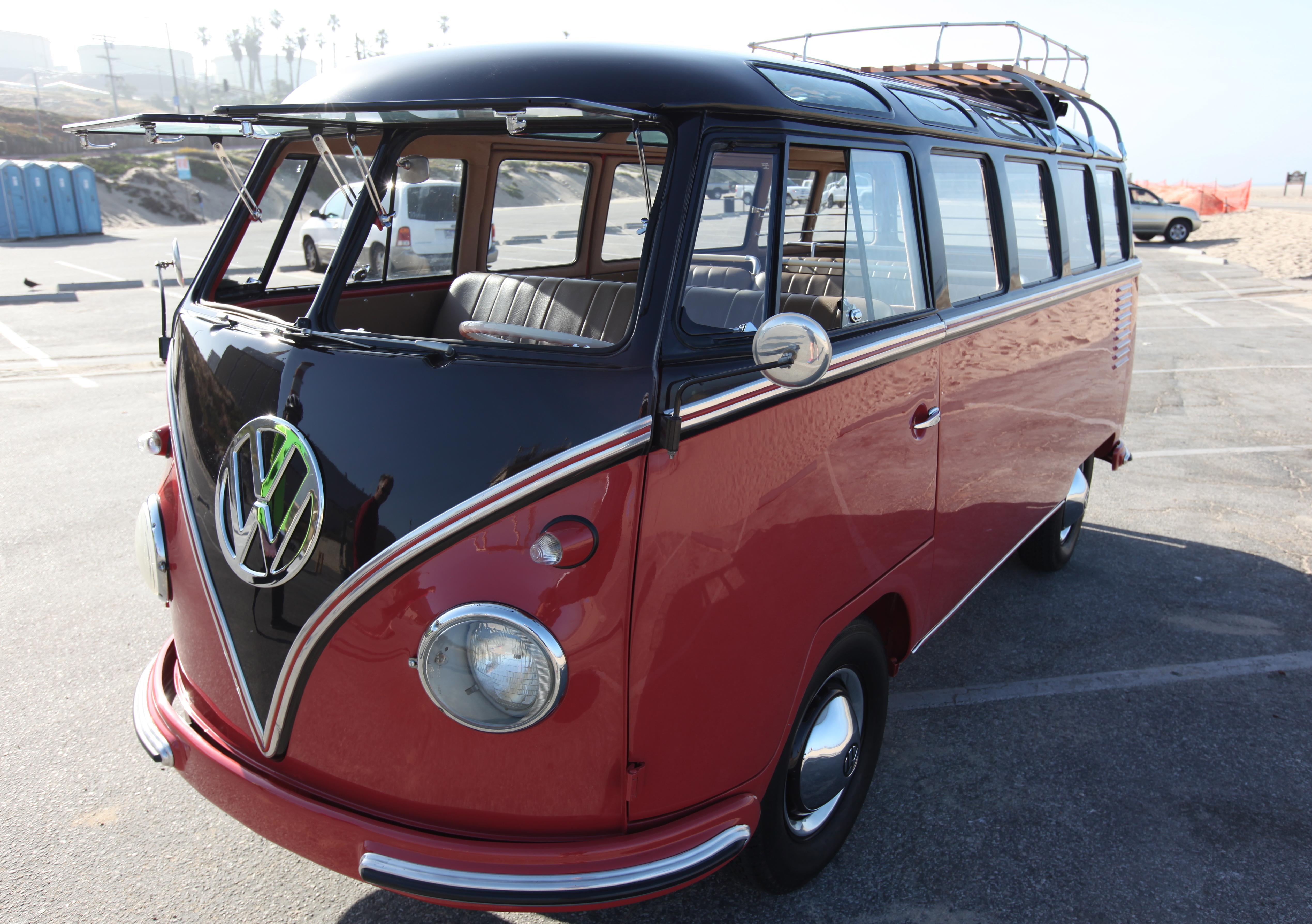 1958 Volkswagen 23 Window