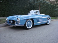 1958 Mercedes Benz 300 SL