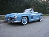 1958 Mercedes Benz 300 SL