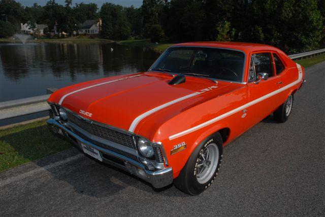 1970 Chevrolet Nova Yenko Duece
