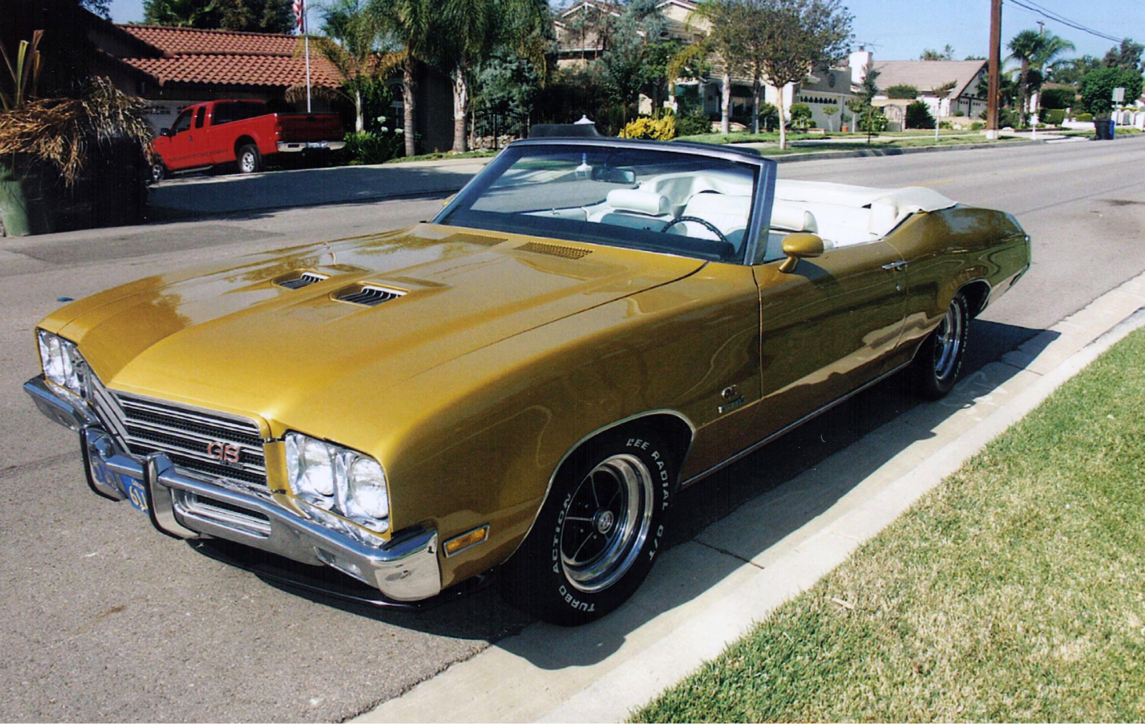 1971 Buick Skylark GS Stage 1