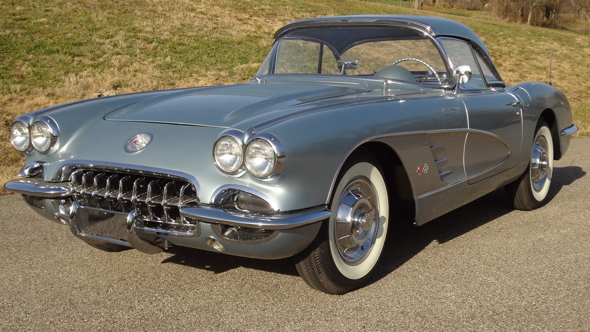 1958 Chevrolet Corvette F/I