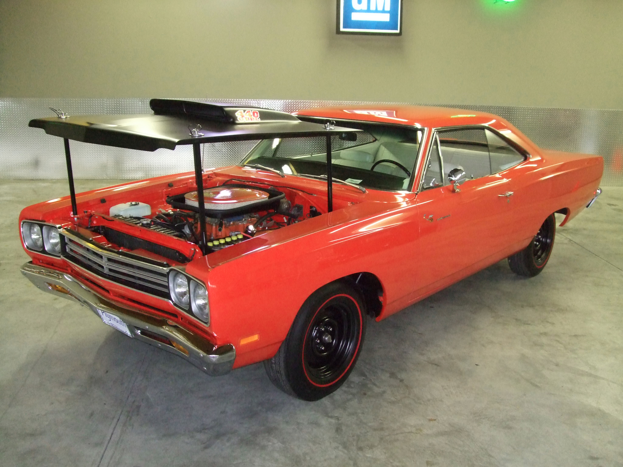 1969 Plymouth A12 Road Runner