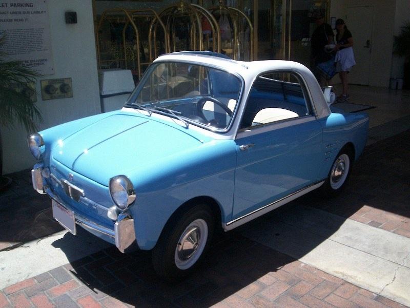 1959 Autobianchi Bianchini