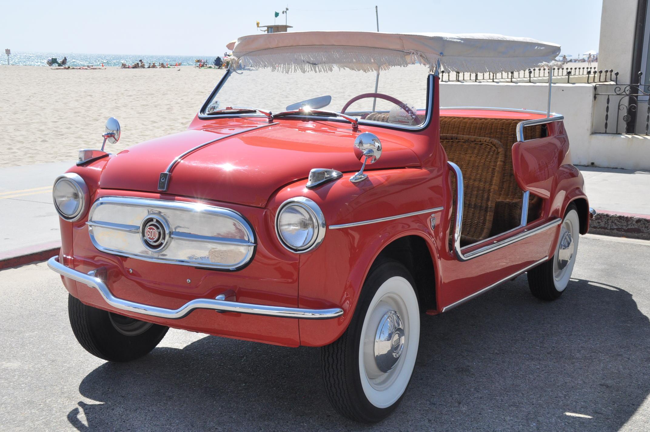1959 Fiat Jolly