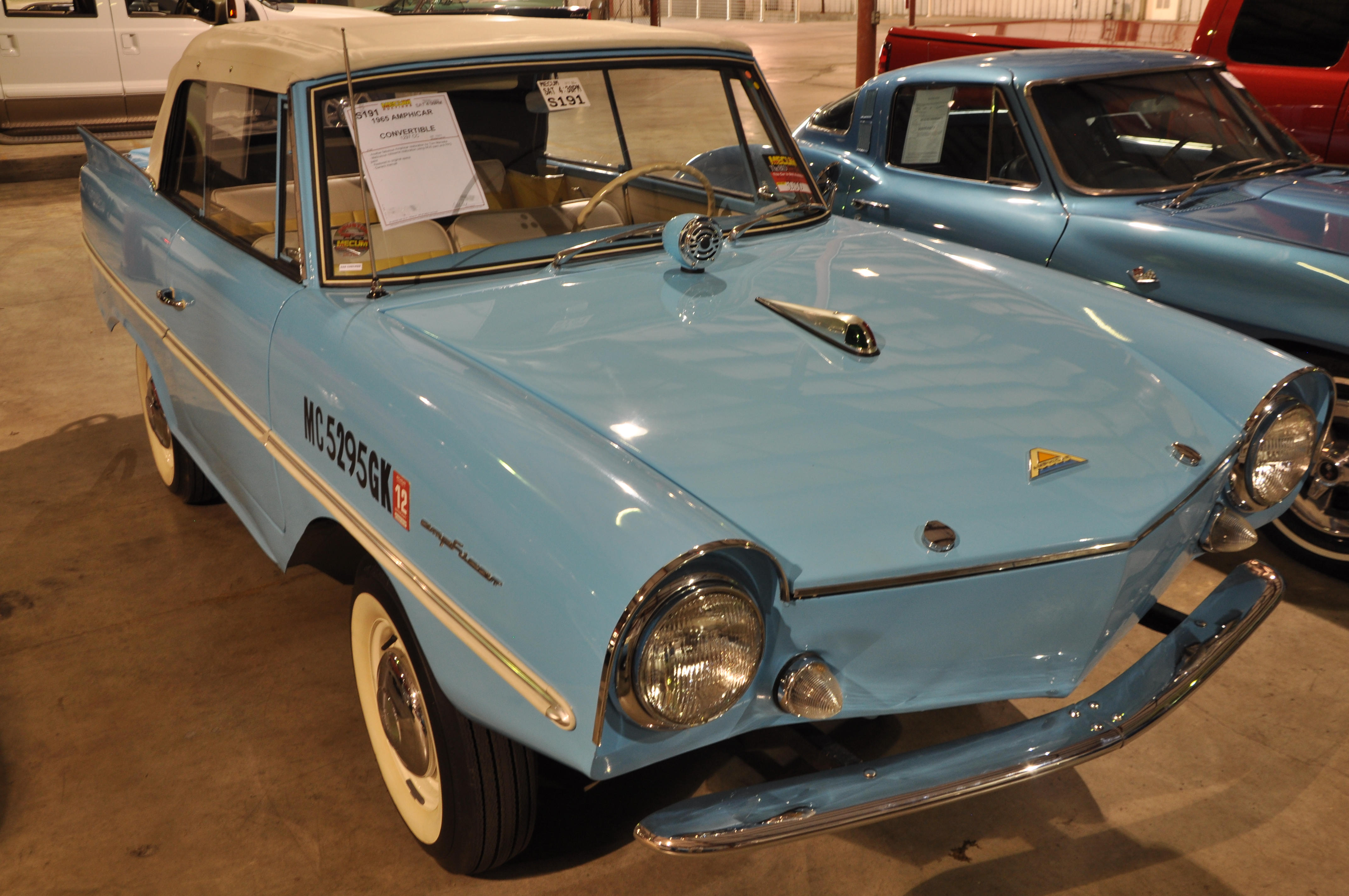 1965 Amphicar Two Door