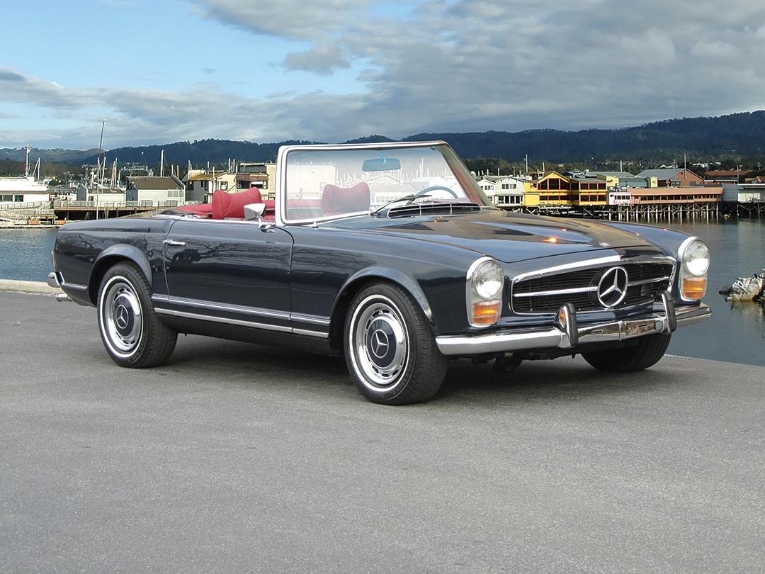 1969 Mercedes Benz 280