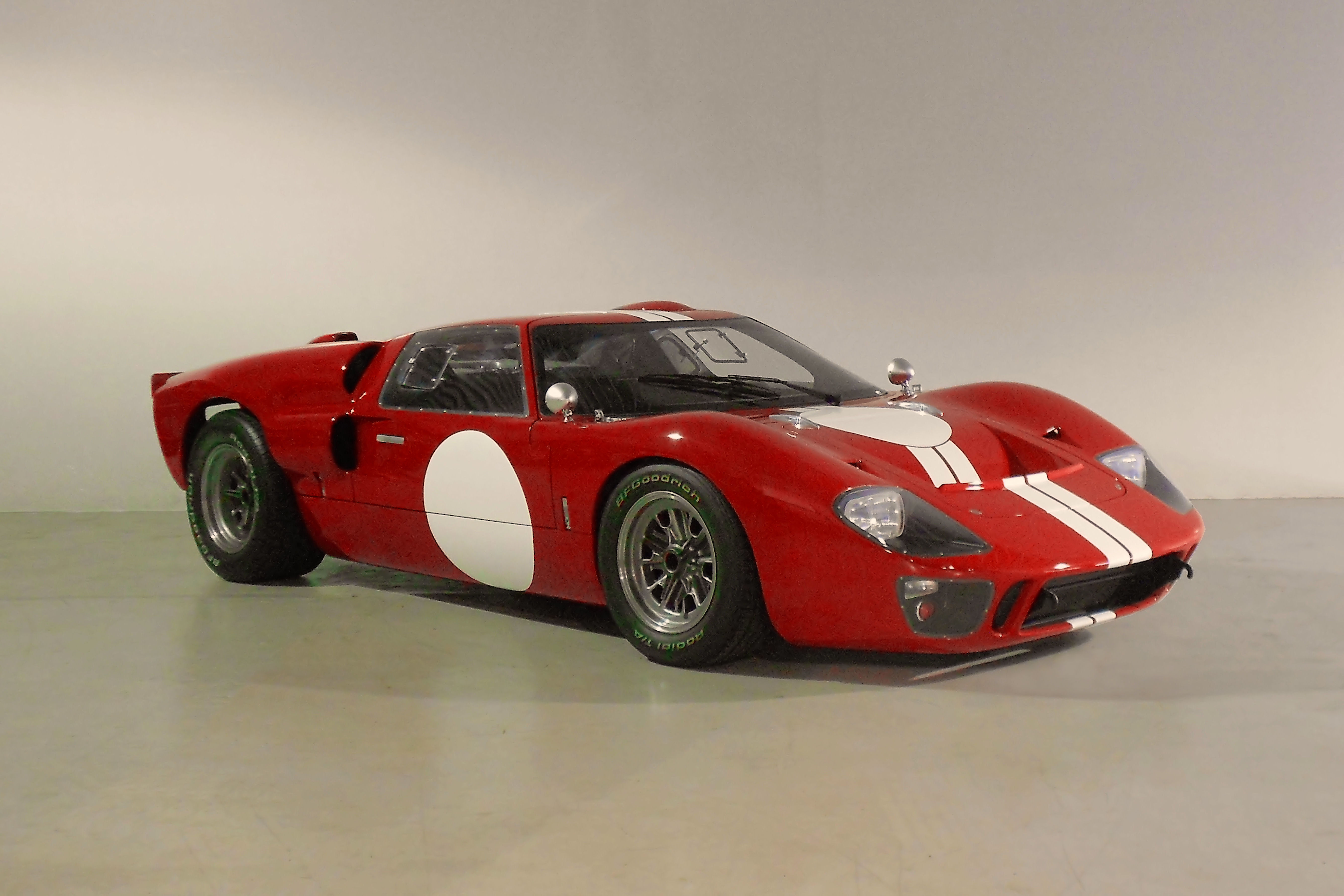 0 GT40 MkII