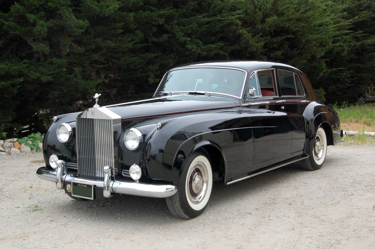1960 Rolls Royce Silver Cloud