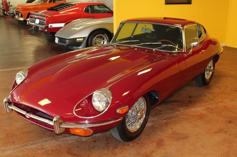 1969 Jaguar XKE Fhc