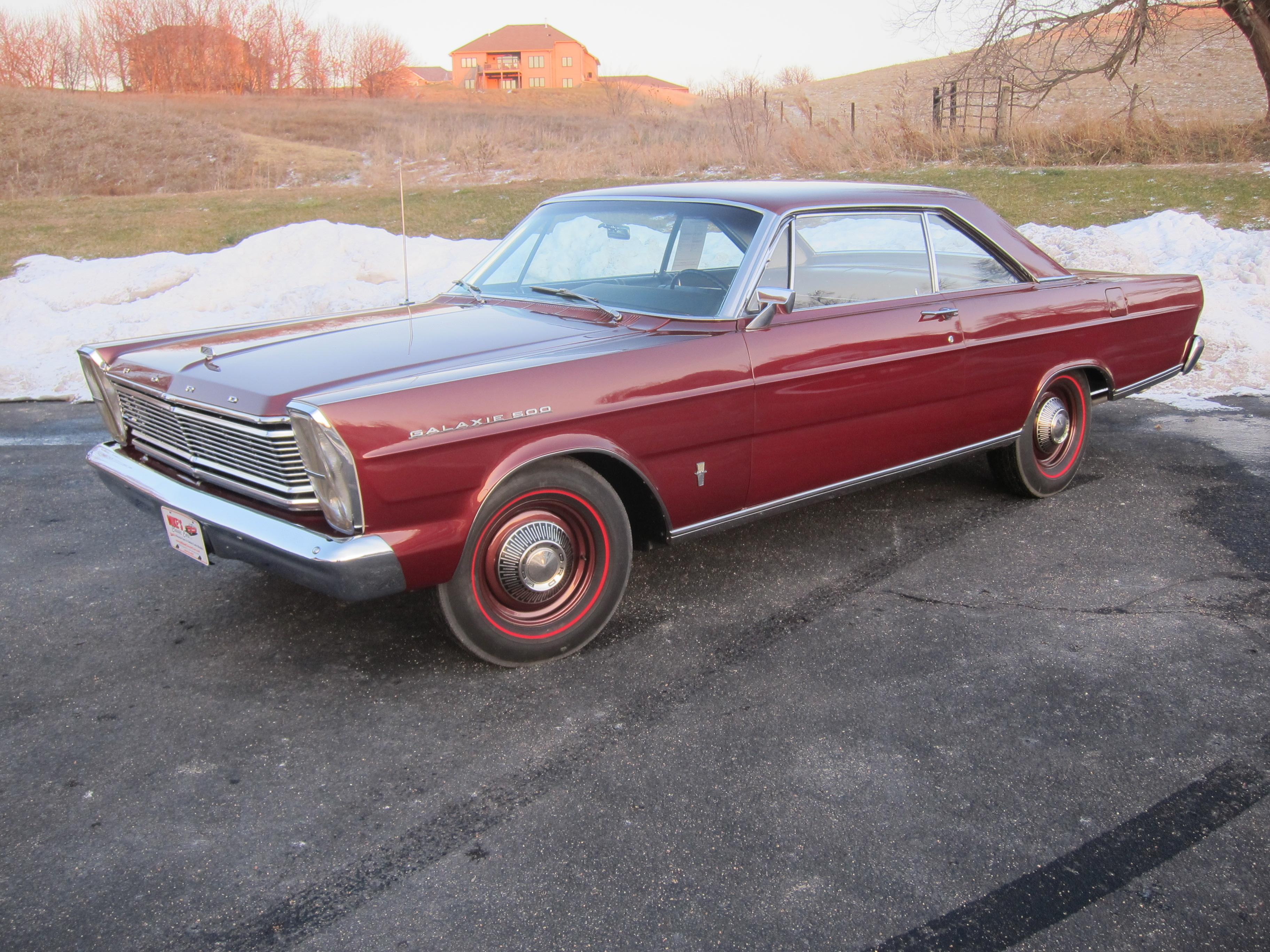 1965 Ford Galaxie 500 'R Code'