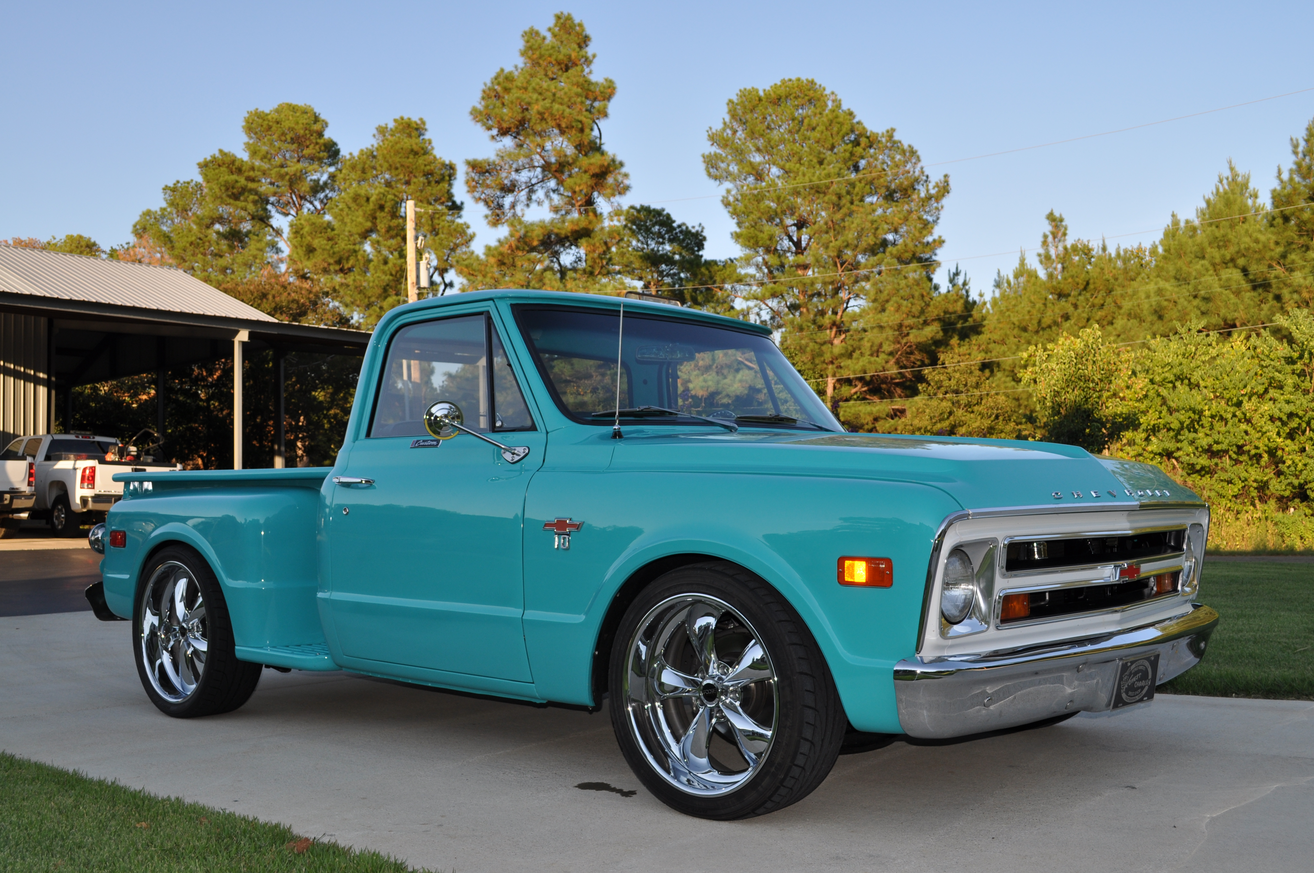 1968 Chevrolet C-10 Custom