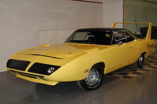 1970 Plymouth Super Bird
