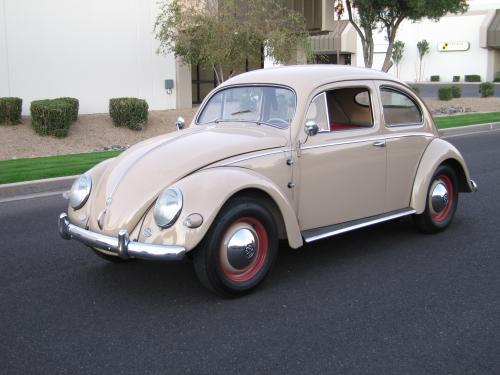 1955 Volkswagon Beatle