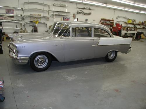1957 Chevrolet 150 Utility