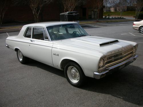 1965 Plymouth Belvedere I