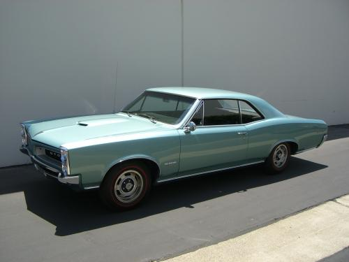 1966 Pontiac GTO 389/360