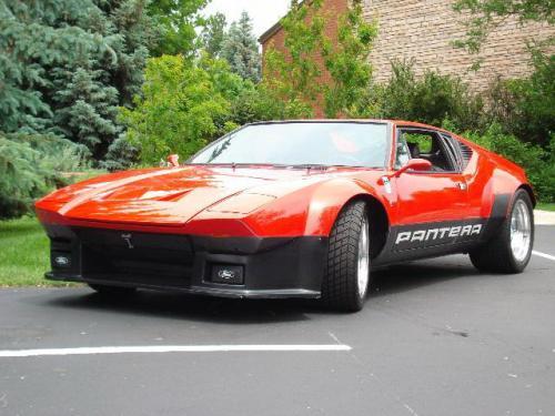 1974 De Tomaso Pantera Group IV