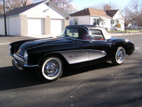 1957 Chevrolet Corvette F/I