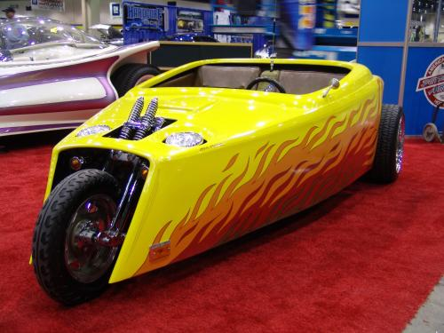 1987 Globe Hopper Roth 3-Wheeler