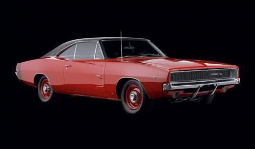 1968 Dodge Hemi Charger R/T