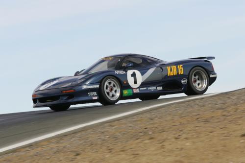 1991 Jaguar XJR 15 Race Car
