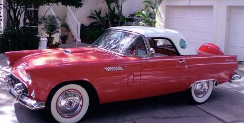 1956 Ford Thunderbird Convt.