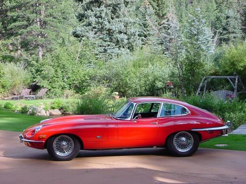 1971 Jaguar XKE Series II