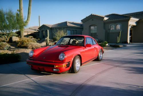 1976 Porsche 911 Carerra