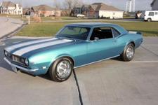 1968 Chevrolet Camaro Smokey Yunick