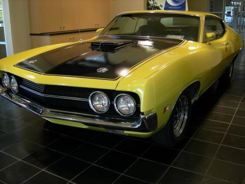 1970 Ford Torino Super Cobra