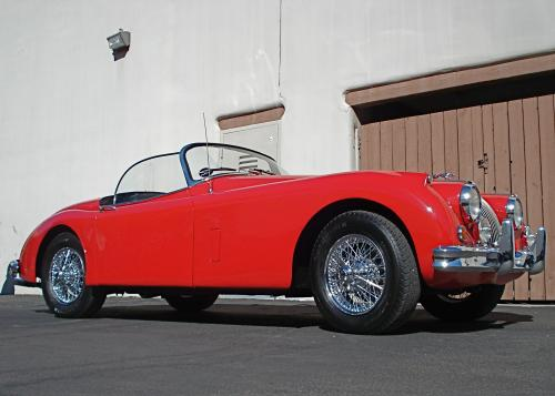 1959 Jaguar XK 150S