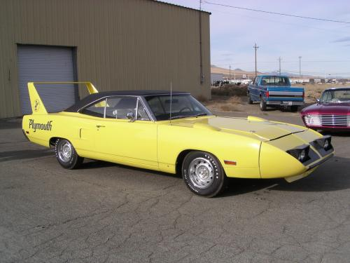 1970 Plymouth Superbird 440/6