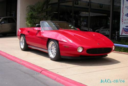 1992 Chevrolet Corvette Lister