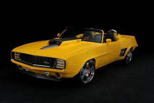 1969 Chevrolet Baldwin Motion